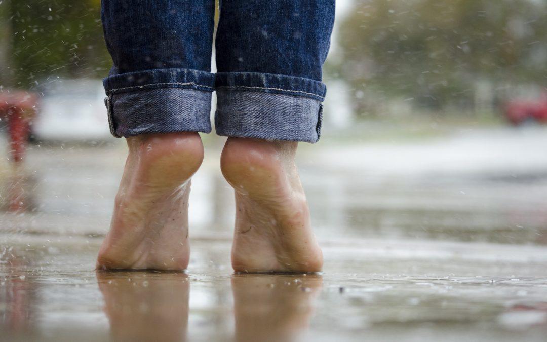 Auszeit für die Füße – Fußreflexzonenmassage