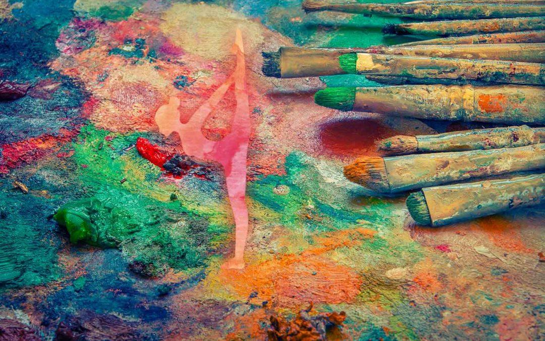 Neue Veranstaltung – Malerei und Yoga