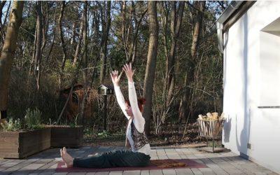 Online Yogastunde – 25.03.2020