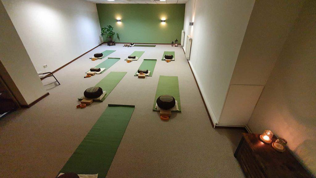 Yogastudio Raumvermietung