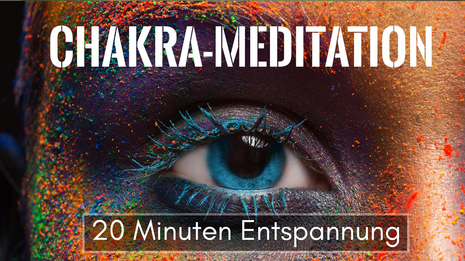 Reise durch die Chakras - Meditation