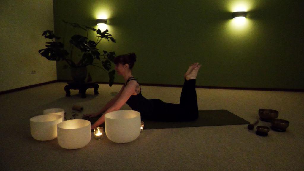 Yin-Yoga und Klangreise