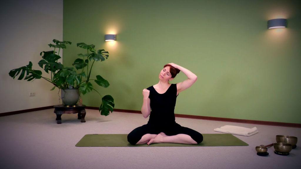 Yoga gegen Migräne und Kopfschmerzen