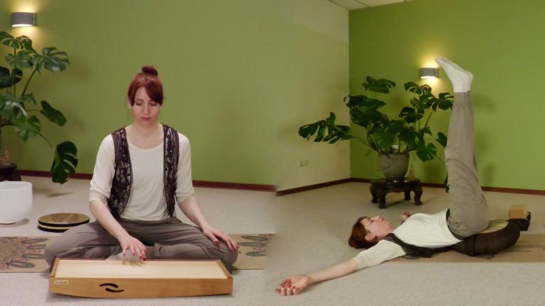 Yin-Yoga & Klang